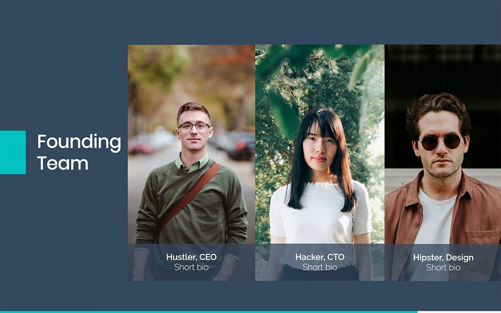12-Slides-Investor-Pitch-Deck-by-500-Startups-team-slide.jpg