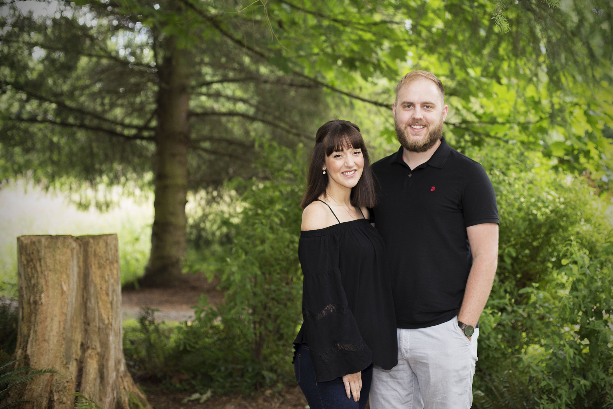 Andrew and Kimberly White - founders/owners of AWSOM.