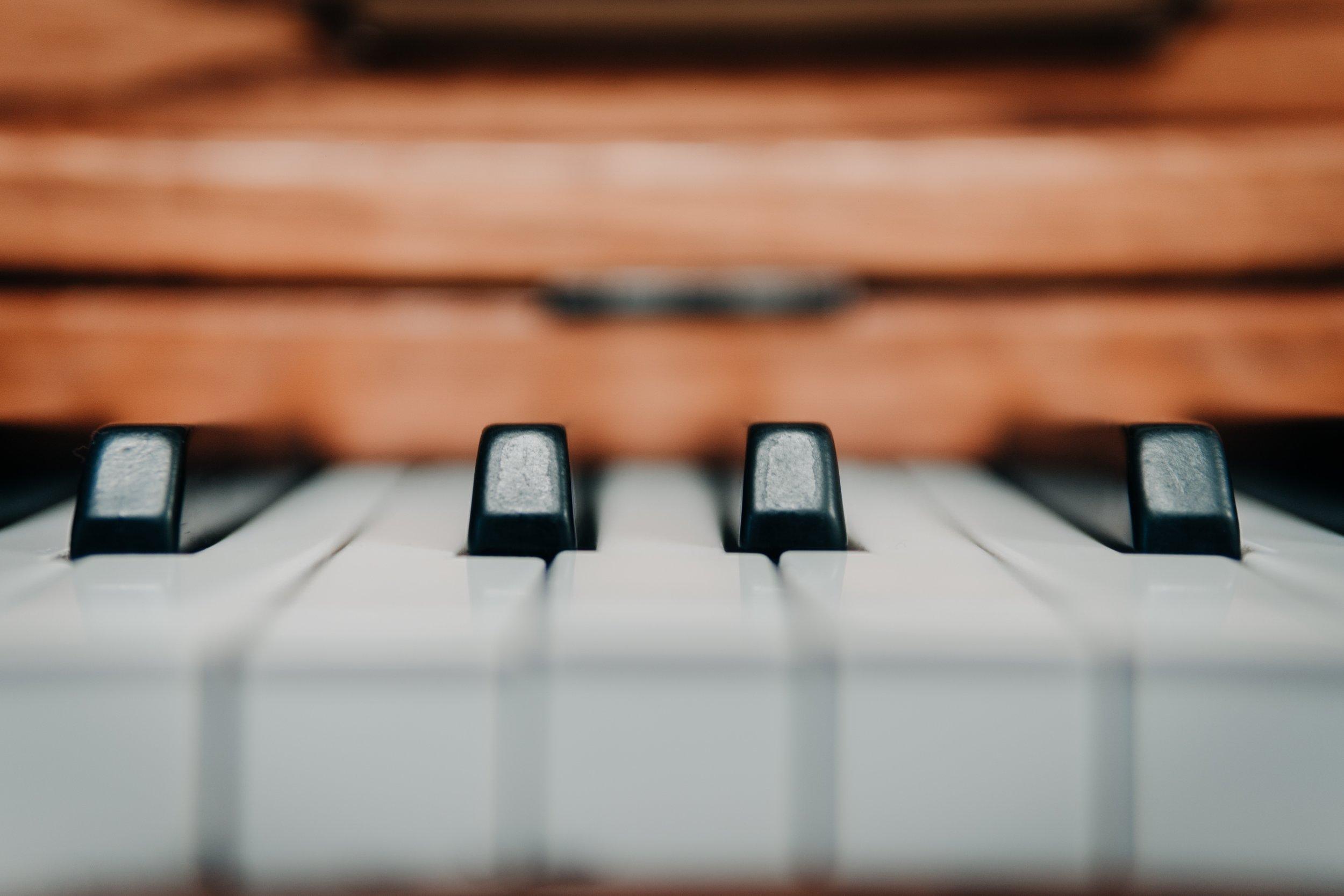 Cassie | Piano
