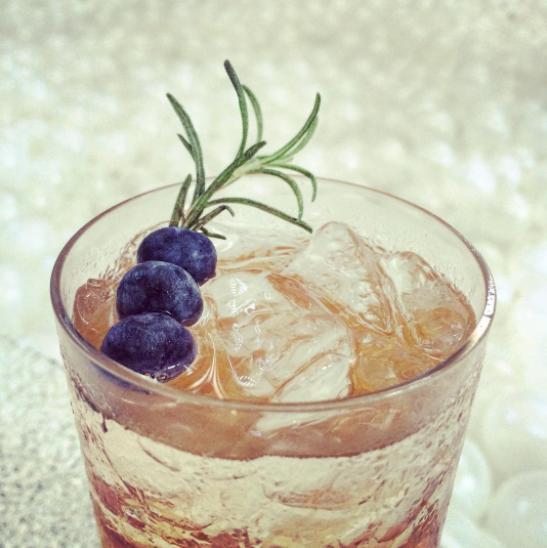 Blue Gin-Ger