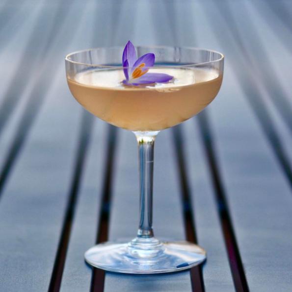Cranberry Hibiscus <Br> Shrub Margarita