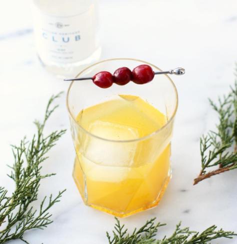 Pineapple Turmeric <Br> Shrub Soda