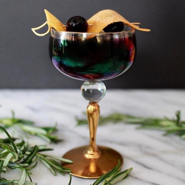 Bittersweet Coffee Mocktail