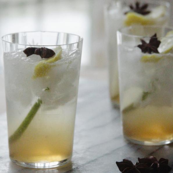 Chai Pear <Br> Lemonade
