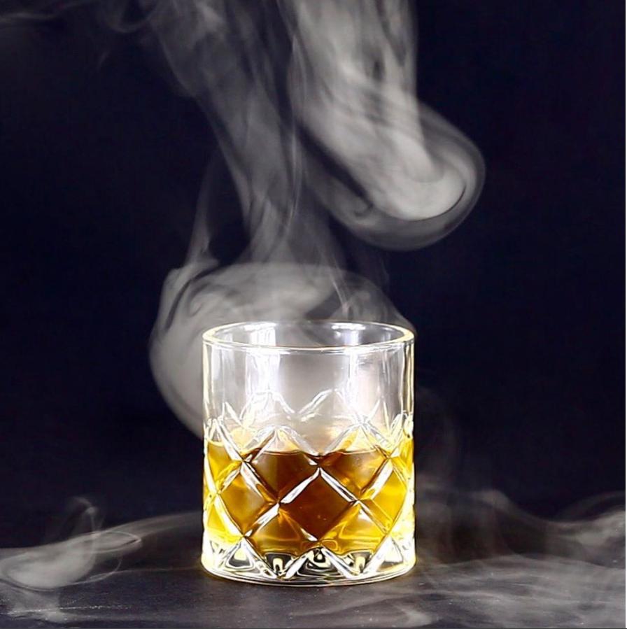 Smoked <br>Amaretto Sour