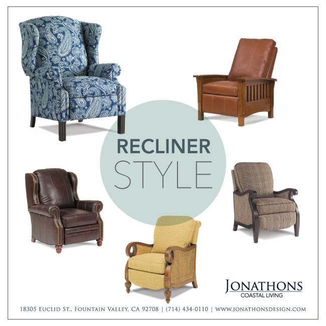 Online Recliner Promotion