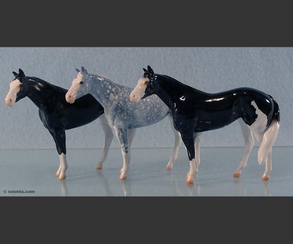 2006 Stone Horses : Glossy : Mini Me