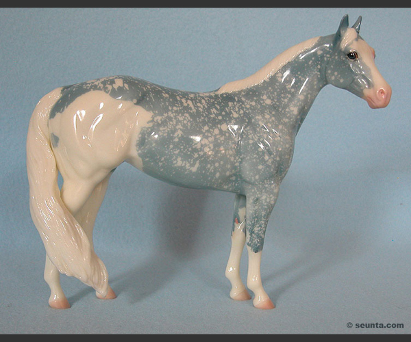 2006 Stone Horses : Glossy : only 1 made