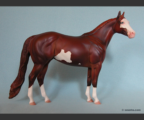 2006 Stone Horses : Matte : only 30 made for Peach State Live : COA