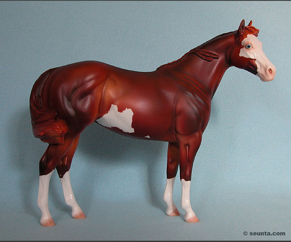 2006 Stone Horses : Matte : only 15 made for Peach State Live : COA