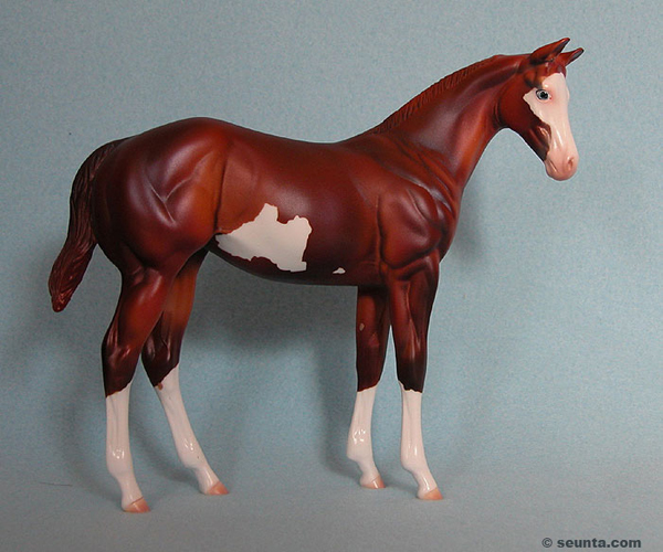 2006 Stone Horses : Matte : only 40 made for Peach State Live