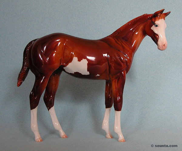 2006 Stone Horses : Glossy : only 60 made for Peach State Live