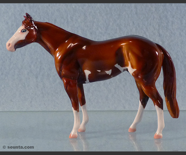 2006 Stone Horses : Glossy Mini Me : only 50 made for Peach State Live