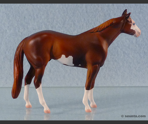 2006 Stone Horses : Matte Mini Me : only 50 made for Peach State Live