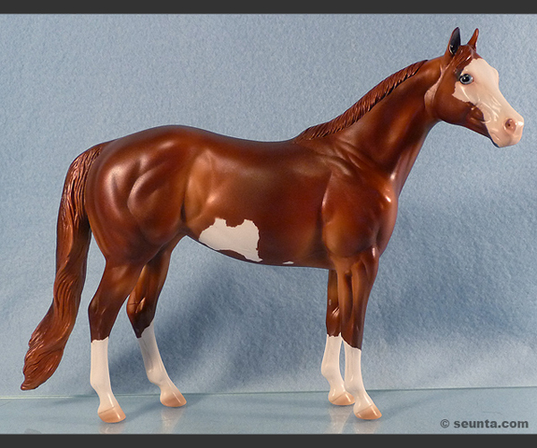2006 Stone Horses : Matte : ISH test : only 1 made : signed