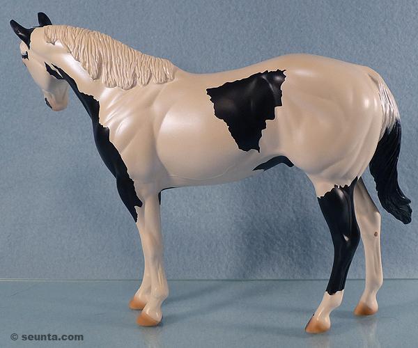 2006 Stone Horses : Pearl : only 15 made : COA