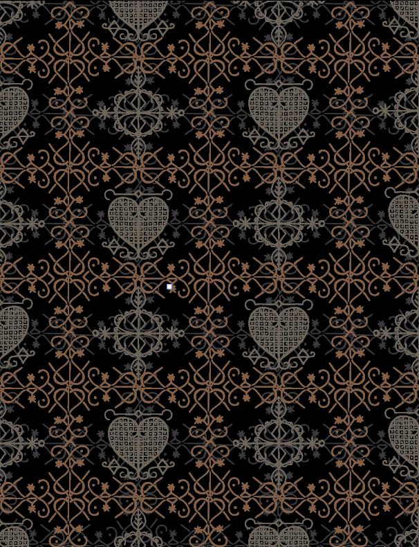 Custom Voodoo Wallpaper Design