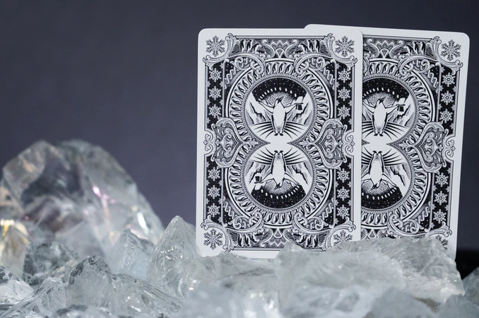 Emperor Playing Cards back design