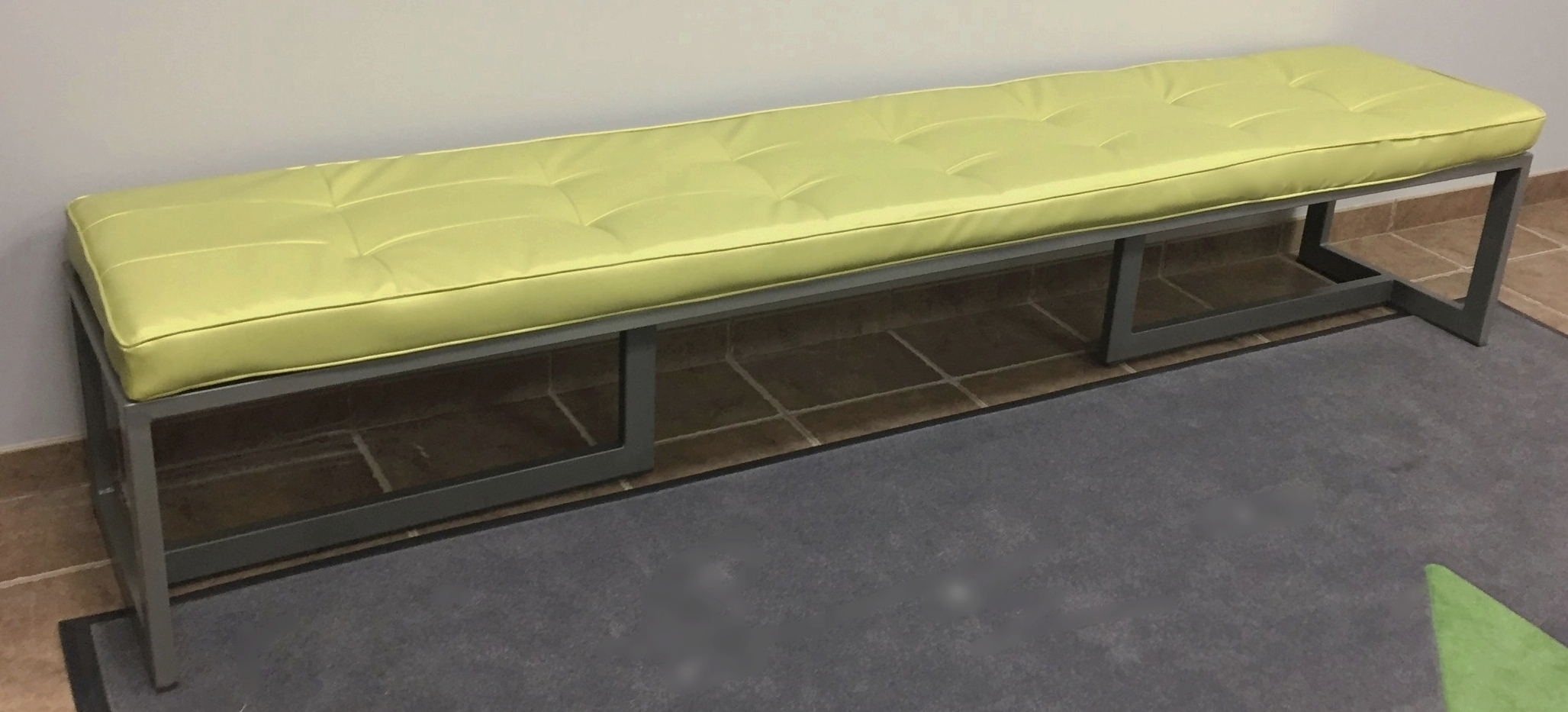 Front Lobby Bench