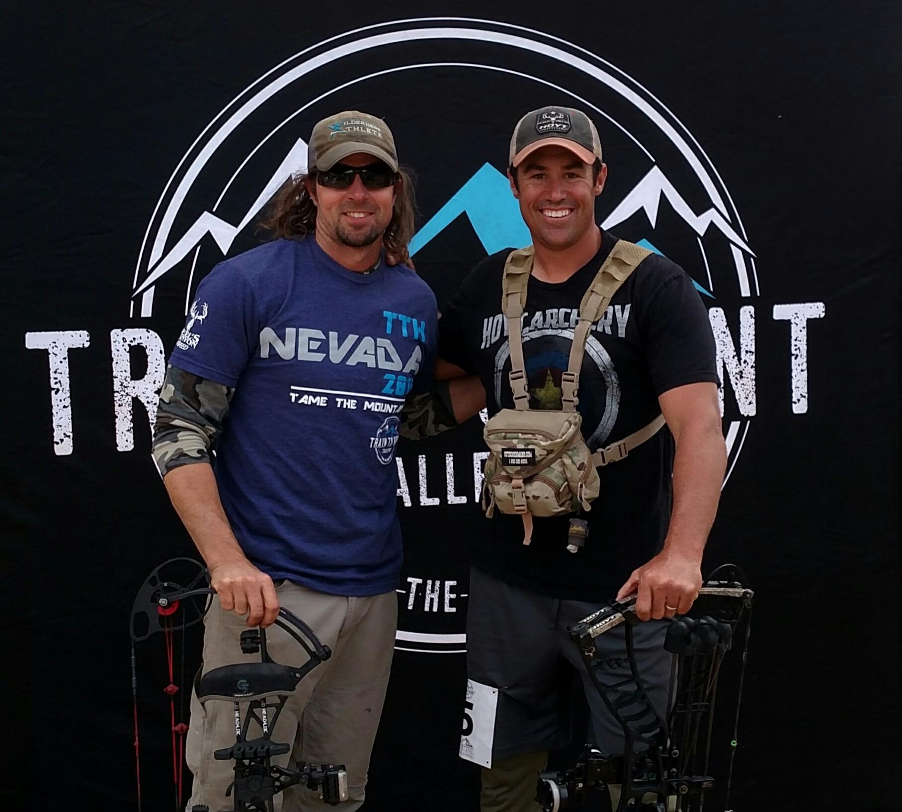 Ryan and Dave TTH Nevada 2016