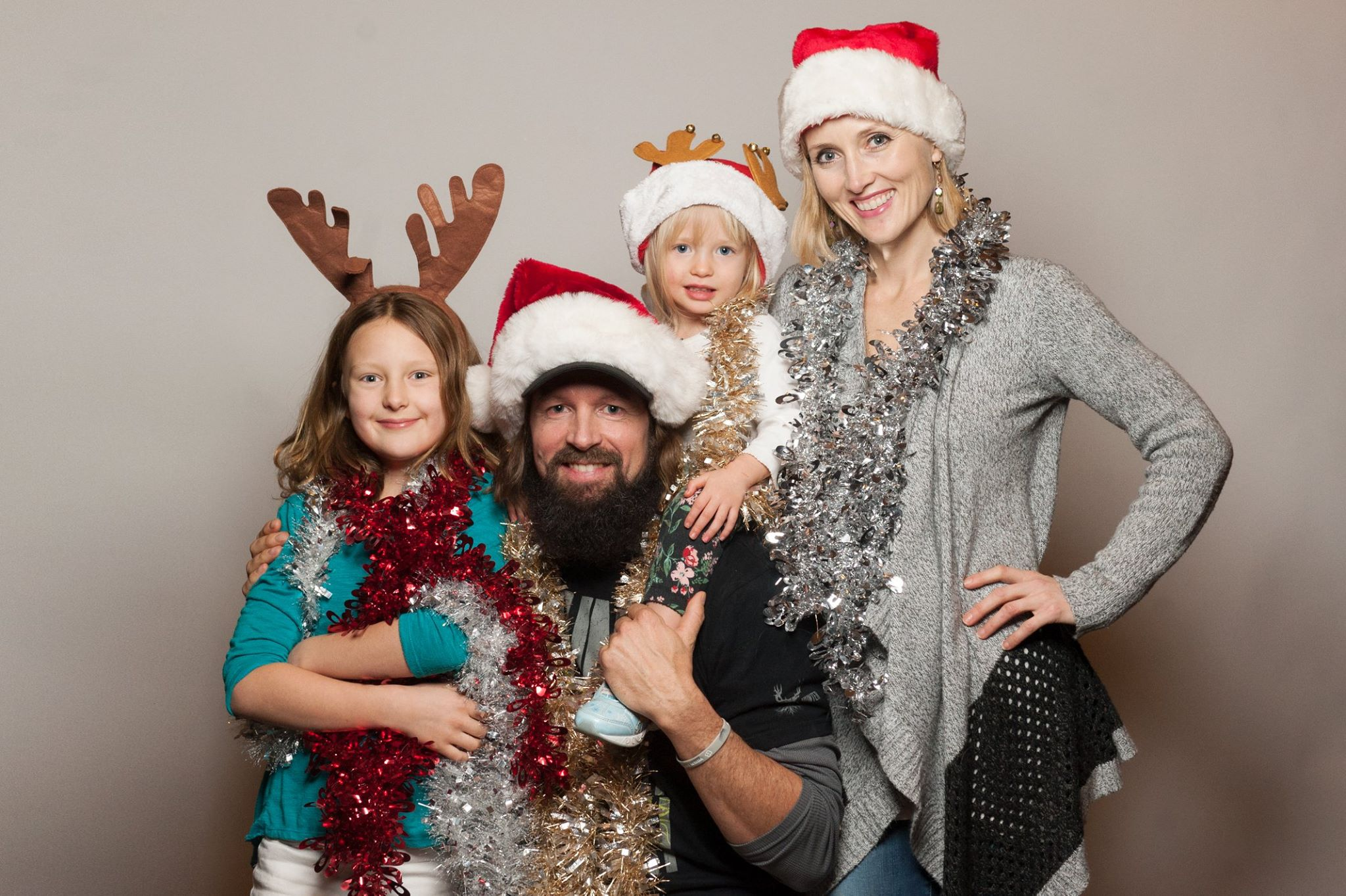 Merry Christmas and Happy New Year from our StHealthy Family- Ryan, Hilary, Pailey Belle, and Tanna.