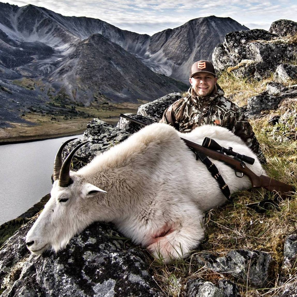 Jon Gabrio and his 2017 BC Mountain Goat.