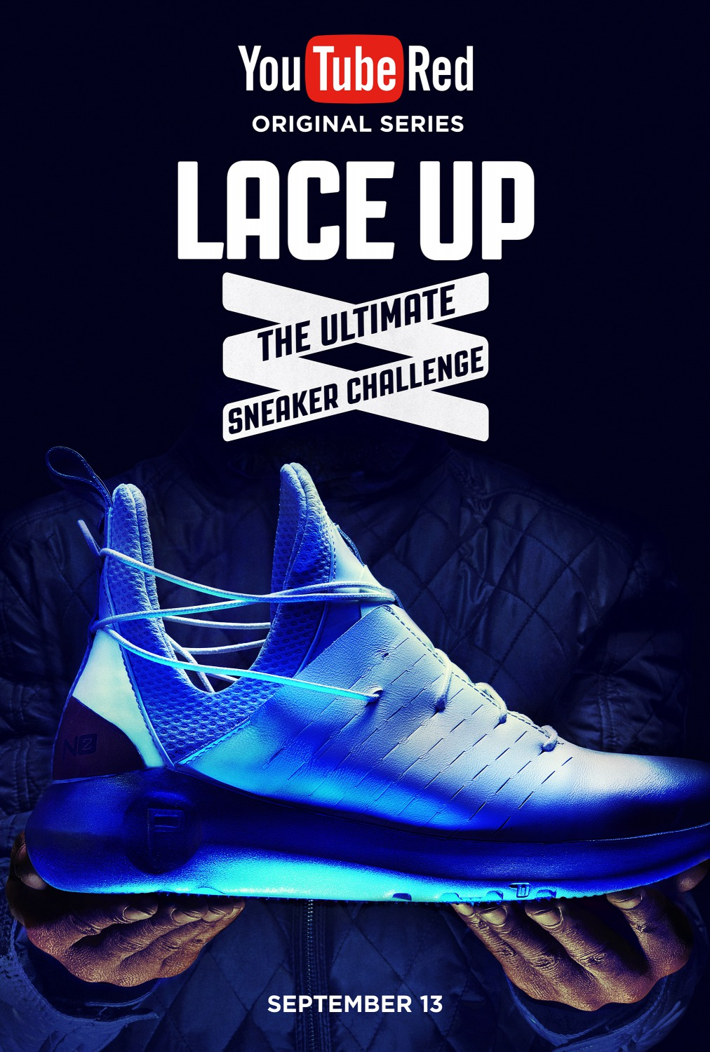 Youtube red'S lace up - Casting Editor, 2017