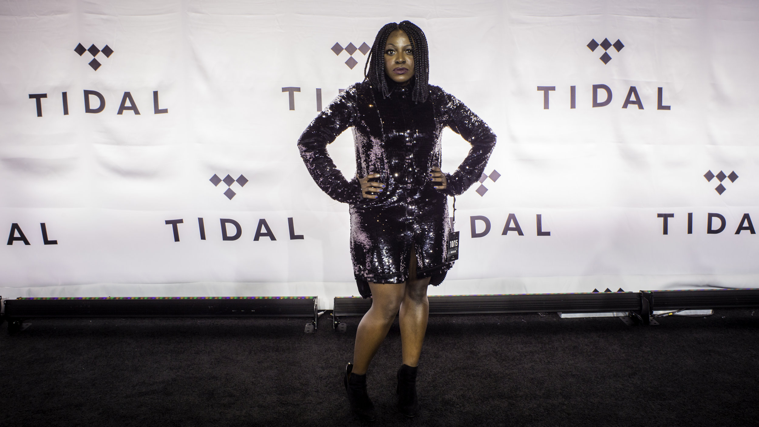 TidalX Red Carpet