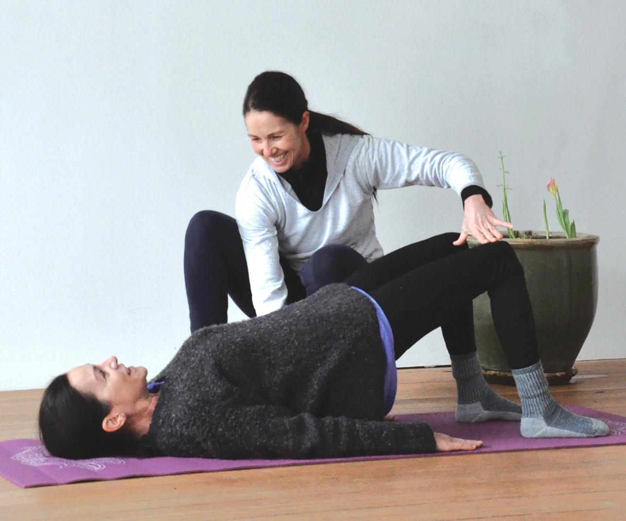 Beginning your Pilates journey with Patti Jo Amerein at Ten Pilates Studio in Walla Walla.