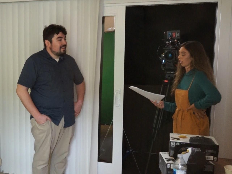 Rookie Morgan, Writer-Director & Emily Schlachter, Lead Actor