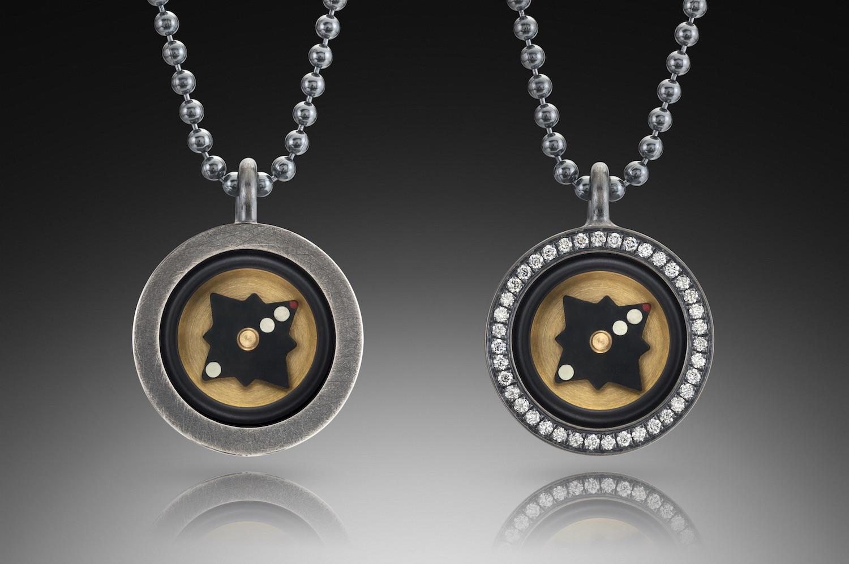Compass Necklaces
