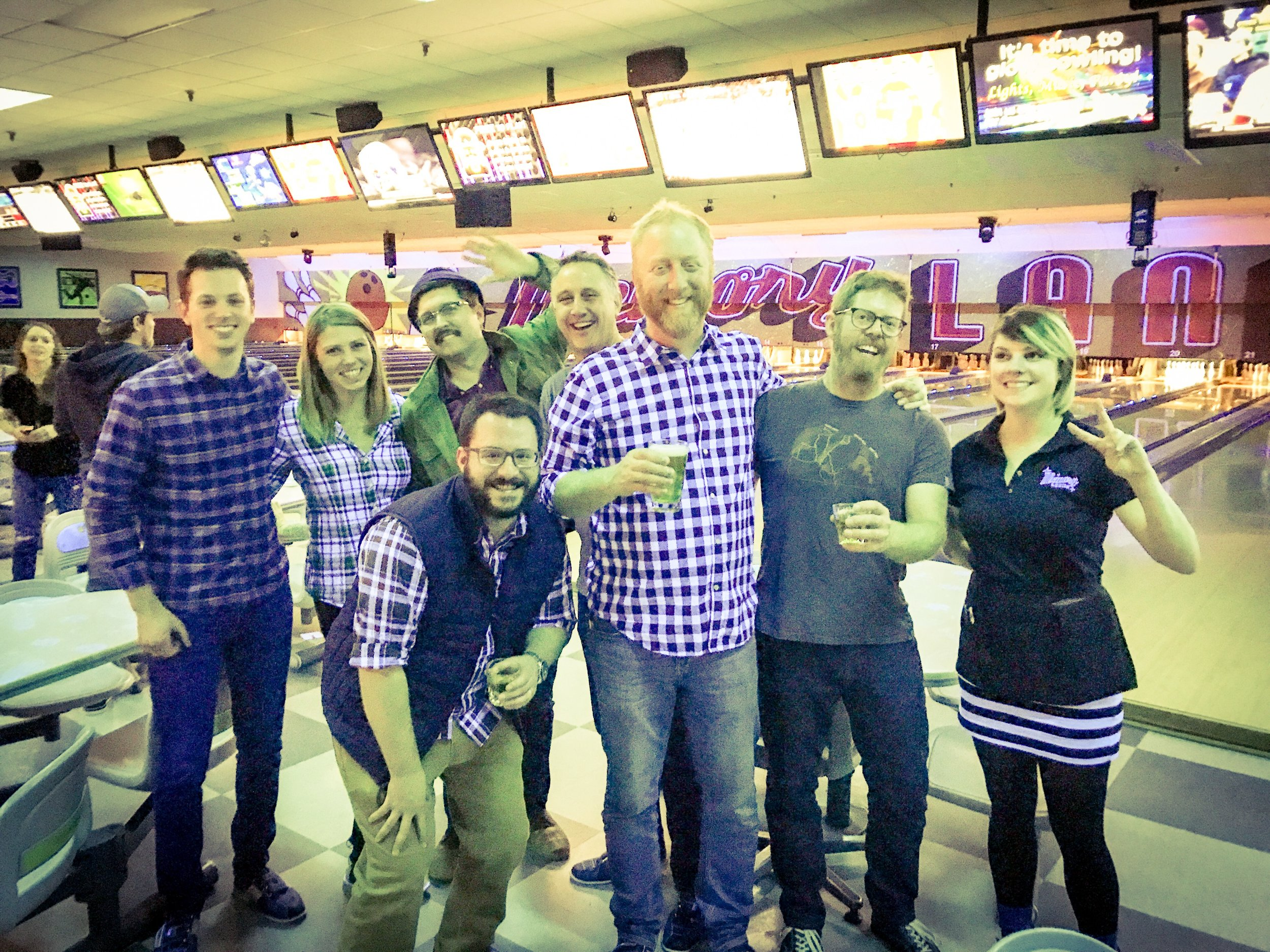 Ad League Bowling