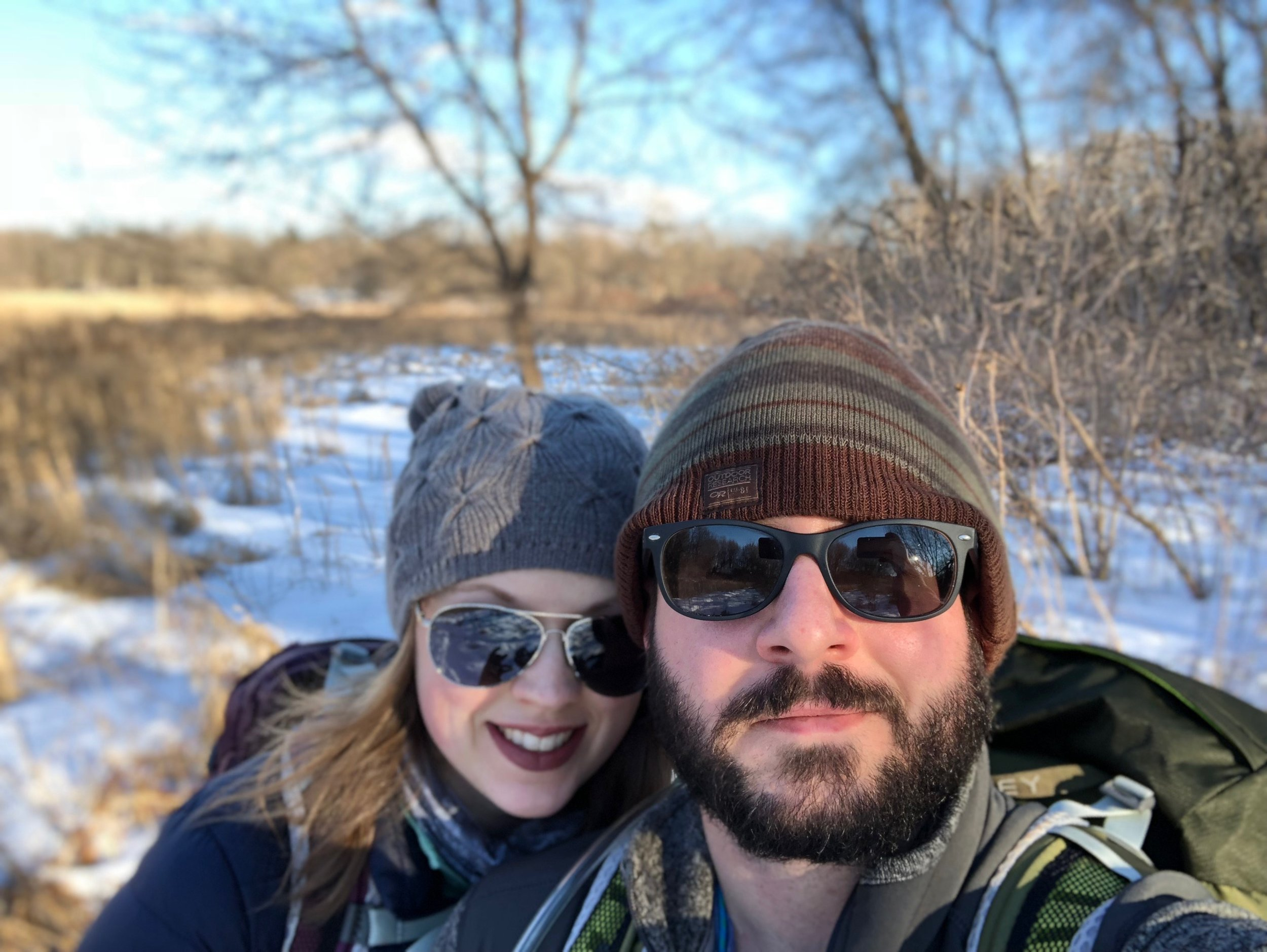 Winter Hikes