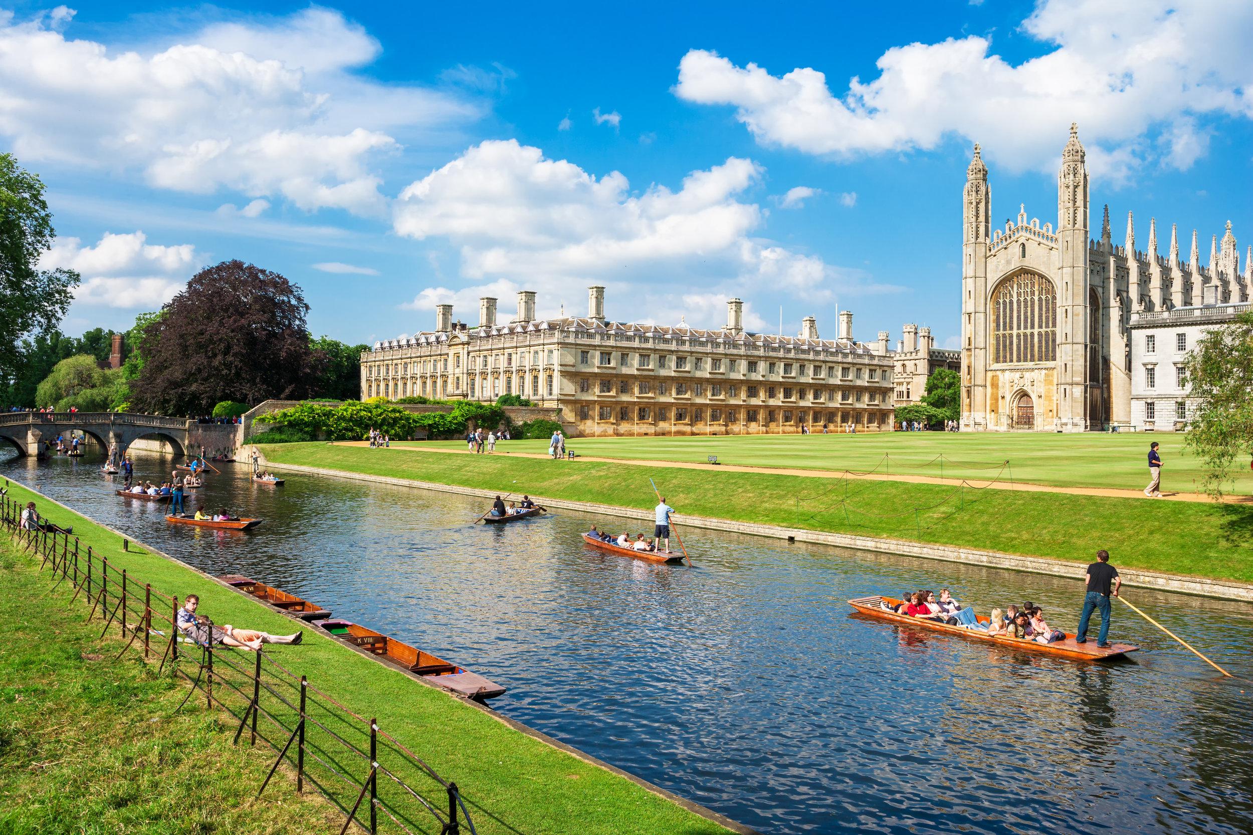 Case Study – CAMBRIDGE, CAMBRIDGSHIRE, U.K.