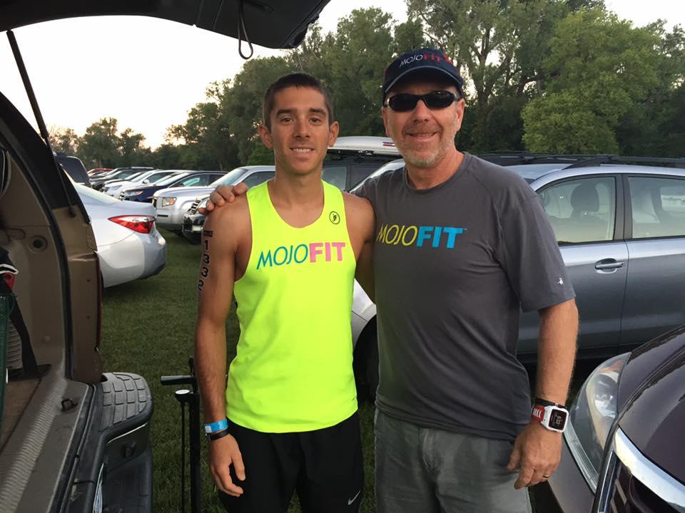 Team MojoFIT pre-race