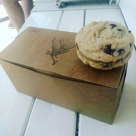 Chocolate Chip Cookie Sandwich, Sweet Magnolias Bakery, Omaha, NE.jpg