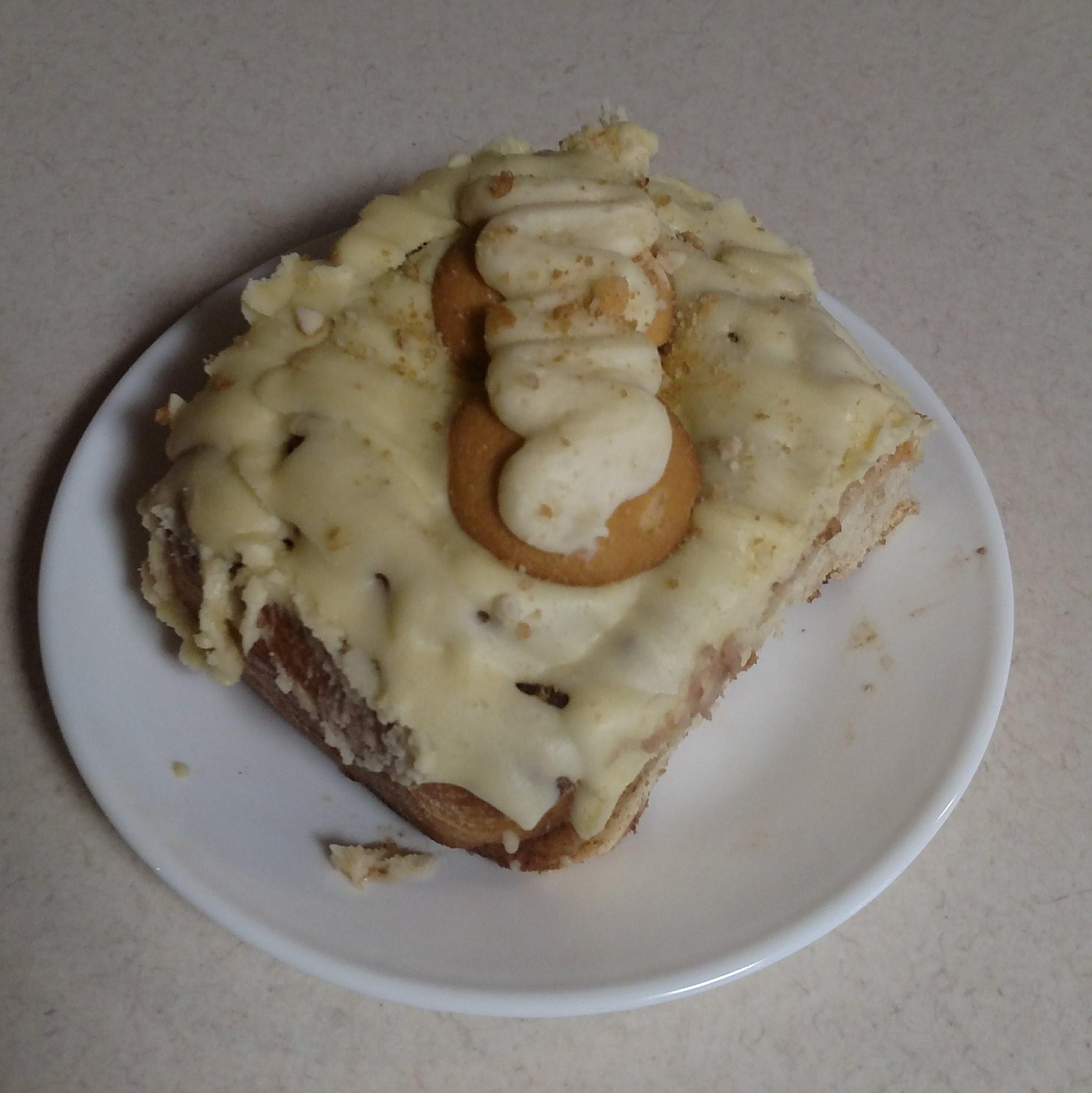 Banana pudding Cinnamom Grand Blanc, MI