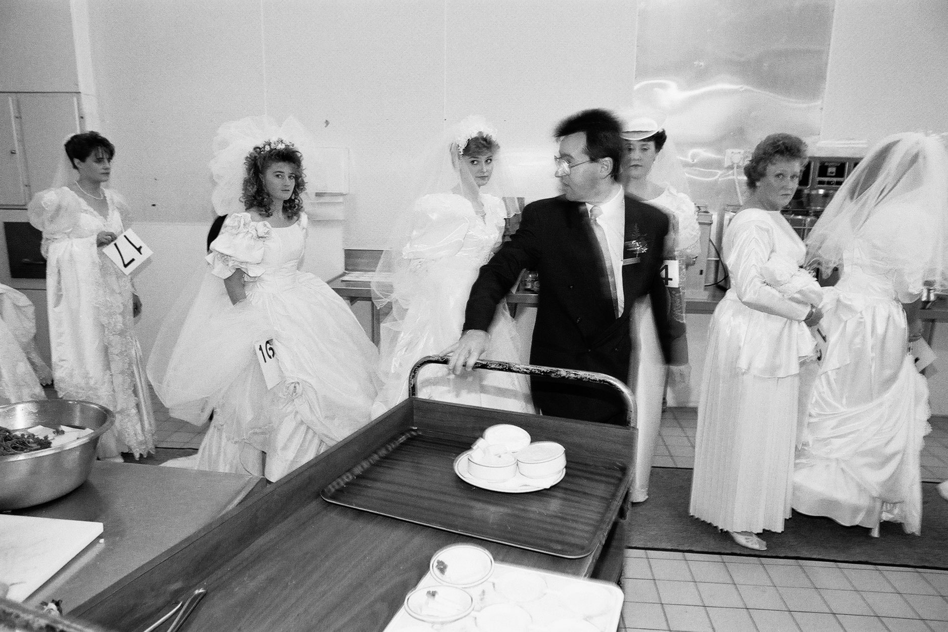 Bride Competition, Christchurch, 1991
