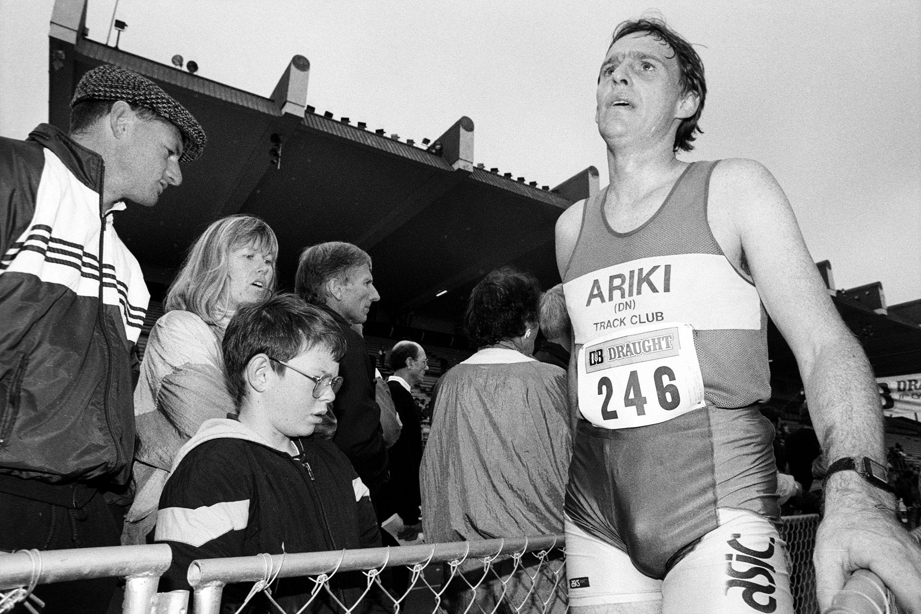 Marathon, Christchurch, 1993