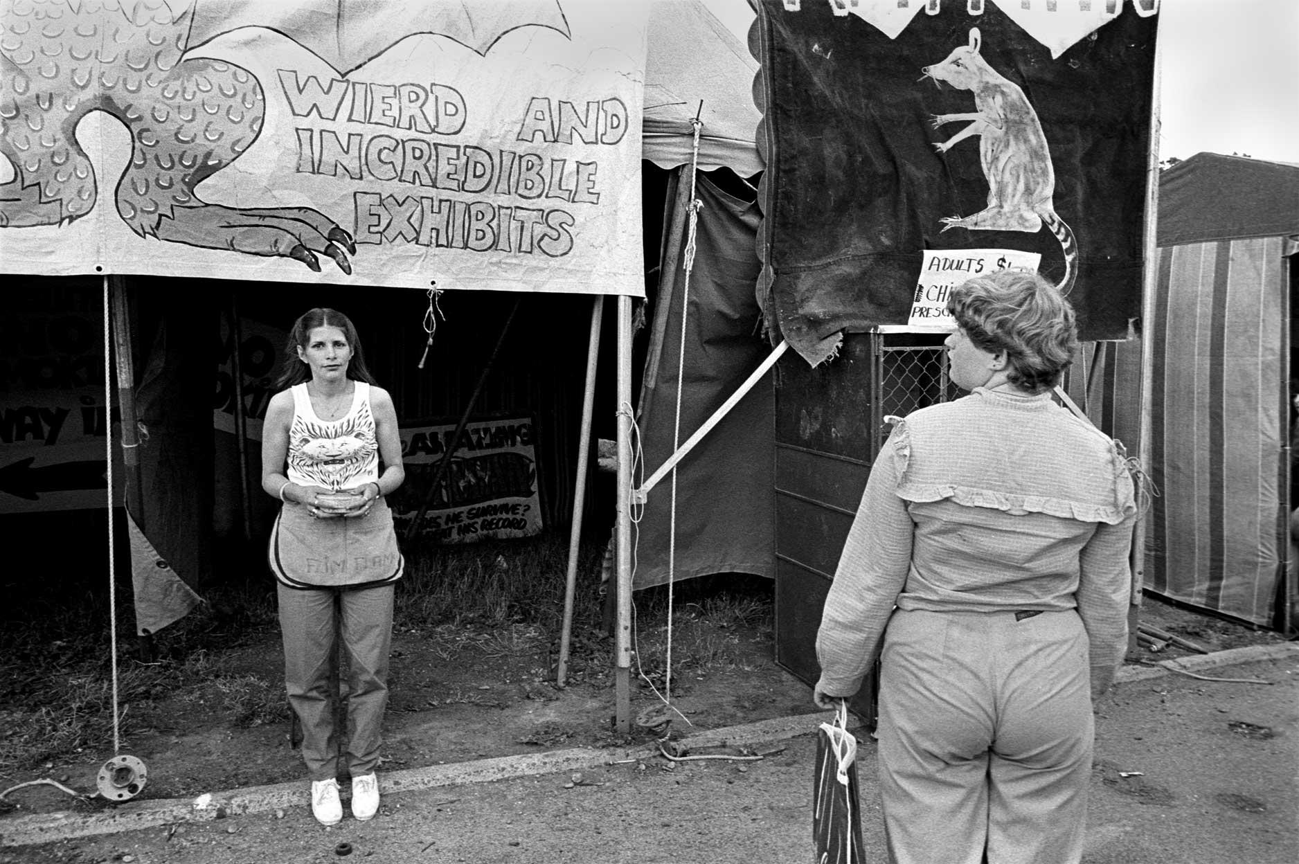 A&P Show, Christchurch, 1982