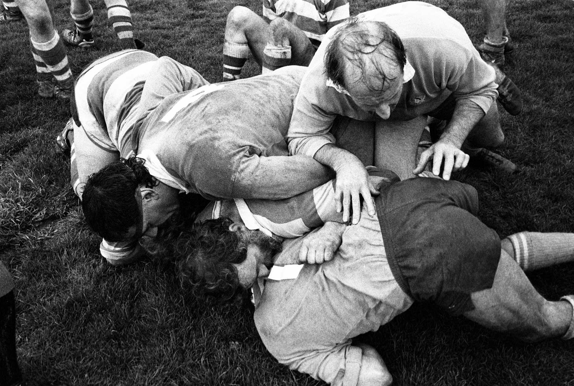 Seniors Rugby, Christchurch, 1993