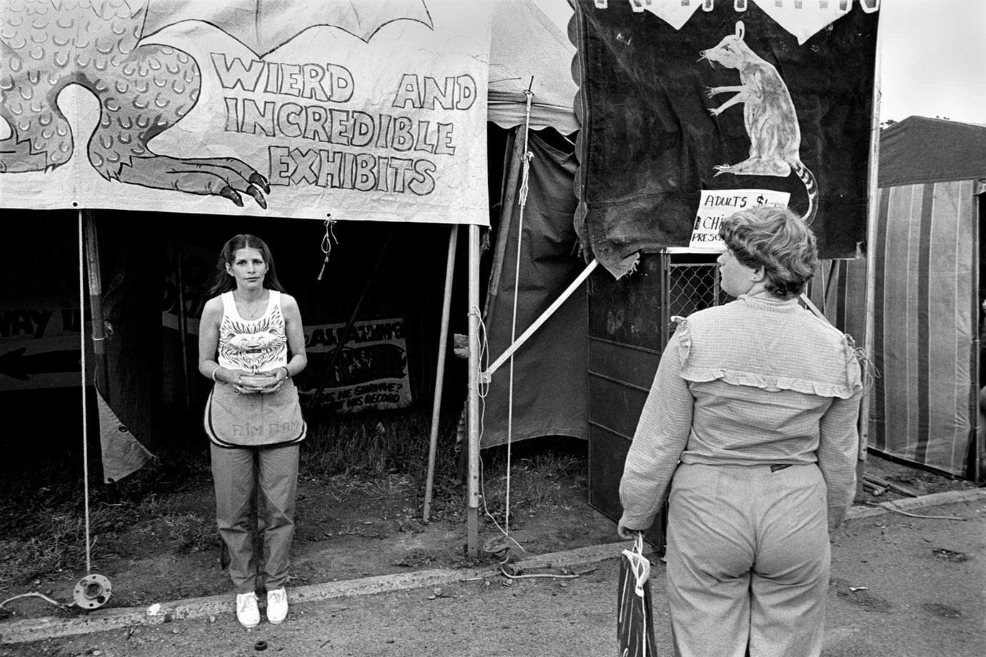 A&P Show, Christchurch, 1982, Bruce Foster NZ