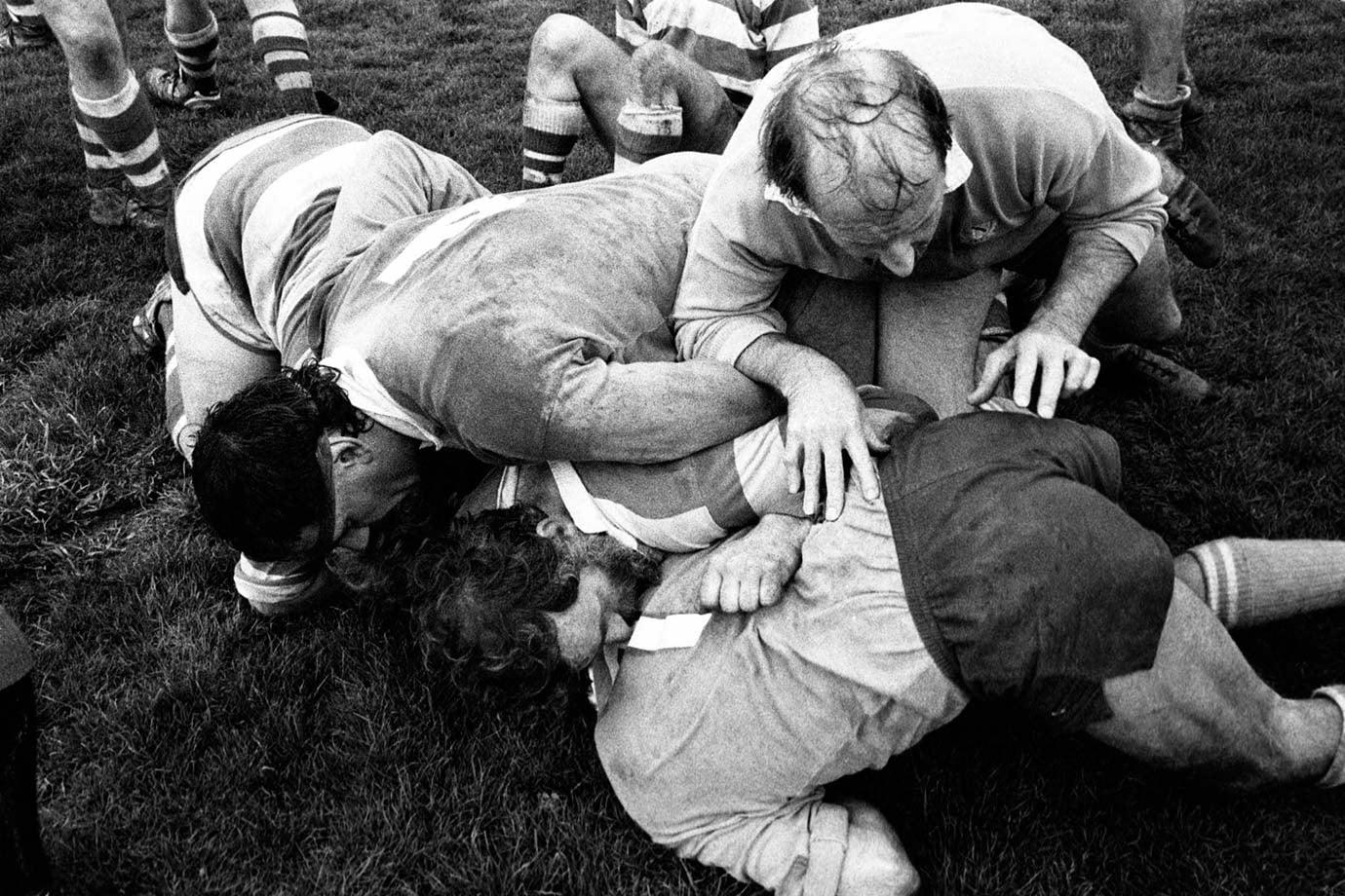 Rugby, Christchurch, 1993, Bruce Foster NZ