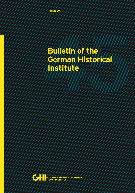 Bulletin of the German Historical Institute.jpg
