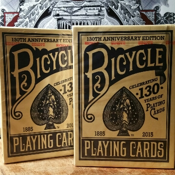130th Anniversary Edition BLUE (Dual Deck) 6.00