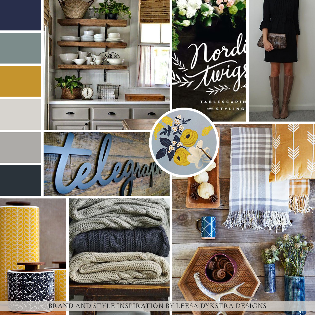 Brand and Style Inspiration for KC England Photography by Leesa Dykstra Designs