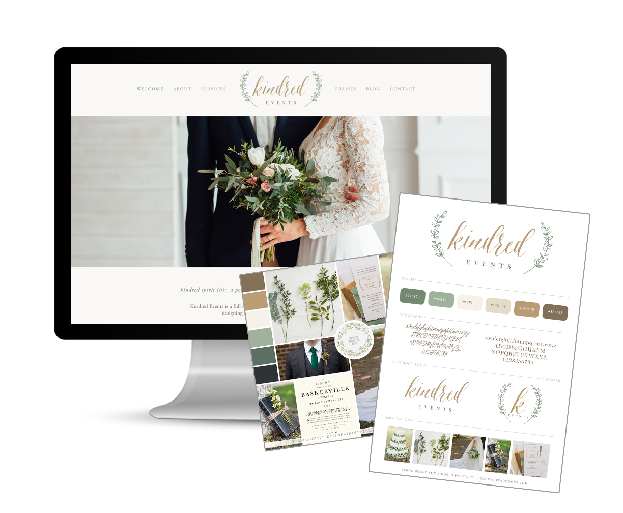 Leesa Dykstra Designs - Kindred Events