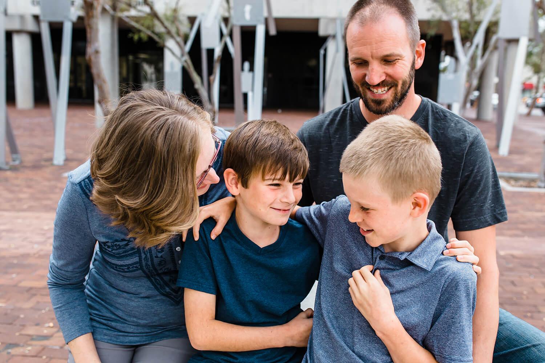Leesa Dykstra Designs - Meet Leesa Dykstra and Family