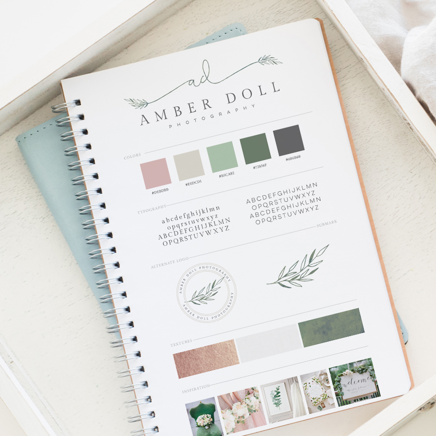 Brand Board Mockup for Amber Doll Photography by Leesa Dykstra Designs.jpg