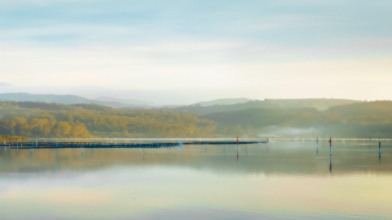 Kit Goldsworthy Merimbula Lake Light.jpg